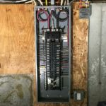 Electrical box after
