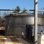 Heat storage tank